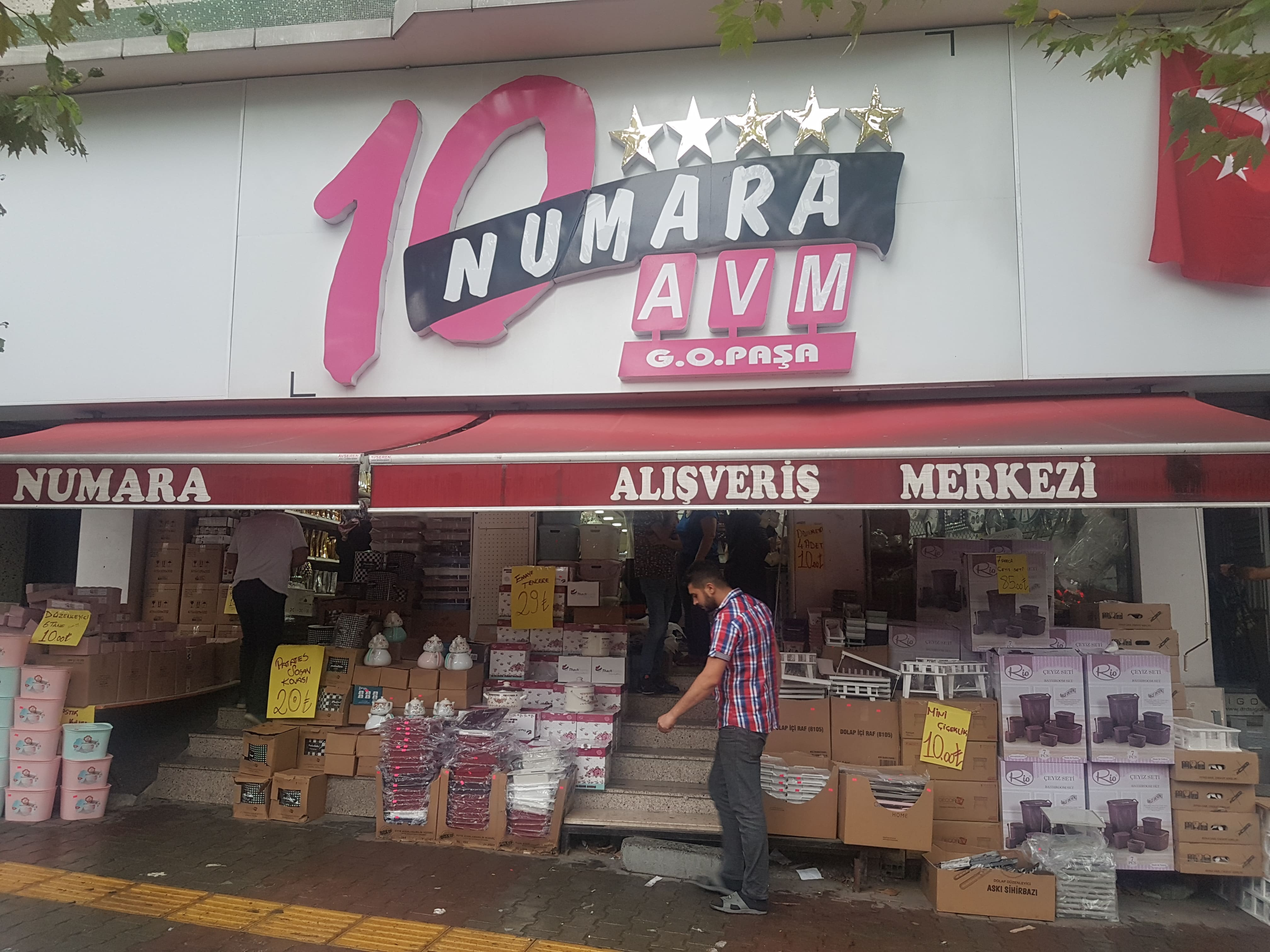 10 Numara AVM
